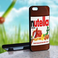 Nutella Chocolate - Photo On Hard Cover For iPhone 4,4S