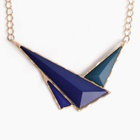 Crystal Collar Necklace @ FrockCandy.com