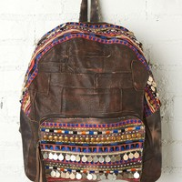 Free People Alameda Embellished Backpack