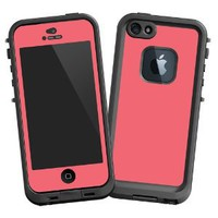 "Amazon.com: Coral ""Protective Decal Skin"" for LifeProof 5 Case: Electronics"