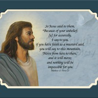 Jesus Religious Gift  Keepsake and Remembrance