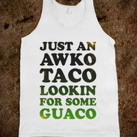 Awko Taco (Tank) - The Good Life
