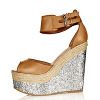 WHIRLWIND Espadrille Wedges - Wedges - Heels - Shoes - Topshop