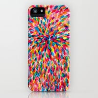Colorful iPhone Case by Aeropagita Prints