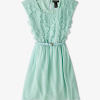 Floral Applique Dress | FOREVER 21 - 2025100913
