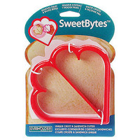 Sweetbytes Heart Sandwich Cutter