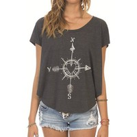 Billabong You Or Me - Off Black - J9101YOU				 |  			Billabong 					US
