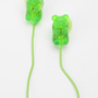 Gummy Bears Earbud Headphones