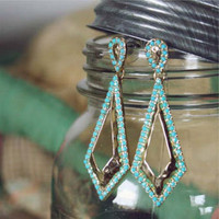Diamond Dreams Earrings, Women's Sweet Country Inspired Jewelry