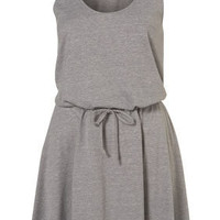 Tie Waist Tunic - Dresses  - Apparel  - Topshop USA