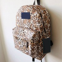 cool fashion Mint retro Leopard VS Backpack/bag