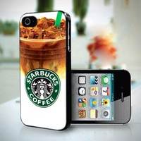 STARBUCKS Chilled Coffee Photo design for iPhone 4 or 4s case