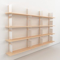 Matter HS1 Shelving System - Shelving - Modenus Catalog