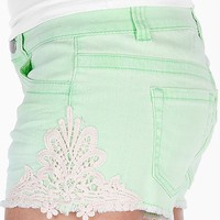 Fire Crochet Stretch Short - Women&#x27;s Shorts | Buckle