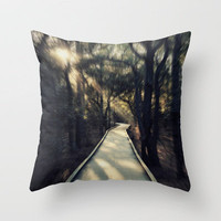 Dream Worthy Throw Pillow by RDelean