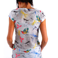 New Collection Spring birds little sparrows by nikacollection