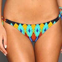 Vix Tribal Tie Embroidered Full Bottom Multi - Zappos.com Free Shipping BOTH Ways