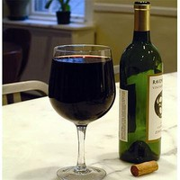 Extra Large XL Glass of Wine: Holds An Entire Bottle! - Whimsical & Unique Gift Ideas for the Coolest Gift Givers