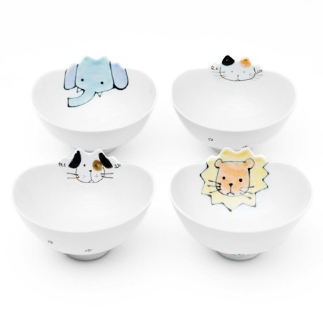 Poketo Porcelain Wave Bowl
