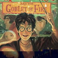 Harry Potter and the Goblet of Fire (Book 4) [Paperback]