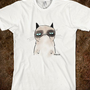 tard the grumpy cat t-shirt