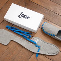 Lasso: your very own must-have slippers for ultimate comfort