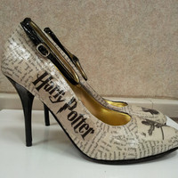 Harry Potter High Heels