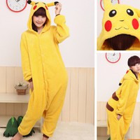 The Pikachu animal Siamese leisure wear FSMY263