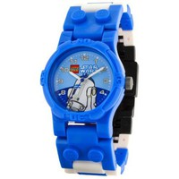 LEGO Kids' 9002915 Star Wars R2D2 Watch: Watches: Amazon.com