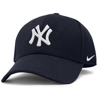 New York Yankees Replica Wool Classic Adjustable Game Cap