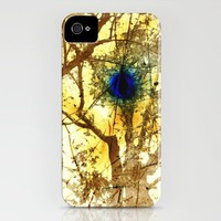 Blue Eye iPhone Case by Suzanne Kurilla | Society6