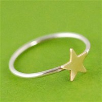 Star Stacking Ring - Spiffing Jewelry