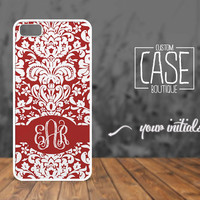 Personalized case for iPhone 5 and iPhone 4 / 4s - Plastic iPhone case - Rubber iPhone case - Name iPhone case - CB014
