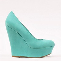 Cilo Wedges - Mint