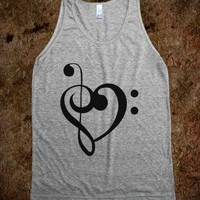Love Music Tank - Random Fun
