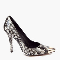 MIA Brooke Tipped Pumps $42