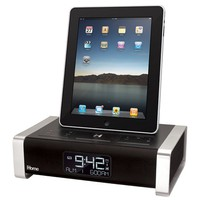 App Enhanced Alarm Clock with Bluetooth and FM