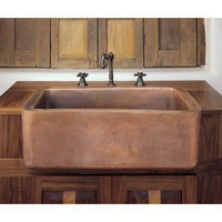 Stone Forest Copper Farmhouse - Kitchen Sinks - Modenus Catalog