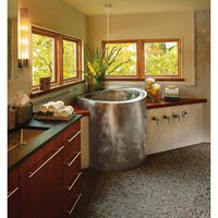 Diamond Spas Circular Japanese Bath - Tubs  Whirlpools - Modenus Catalog