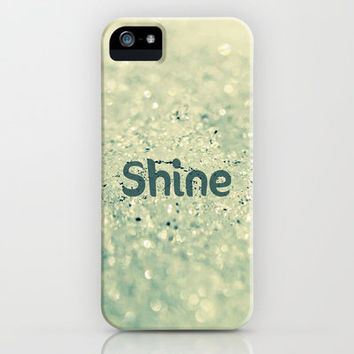 shine iPhone Case by Bonnie Martin | Society6