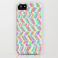 Beach Blanket 2 iPhone Case by Jacqueline Maldonado