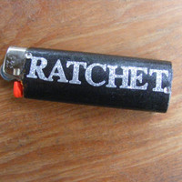 Naughty Lighter 'Ratchet' Edition