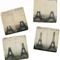 Eiffel Tower Coasters