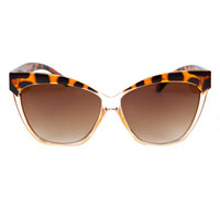 Feeling Feline Squared Sunglasses $11