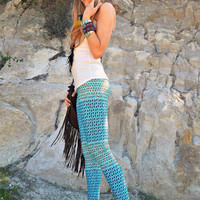 sea gypsy yoga leggings