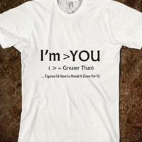 I'm Greater Than You - Vivid Audacity (Vivid Designs)
