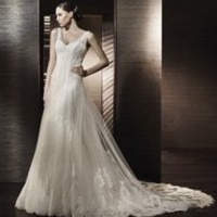 Cheap Pronovias Wedding Dresses - Style Felicidad - Only USD $352.80