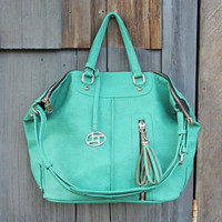 Off Shore Mist Tote, Sweet Bohemian Totes &amp; Bags