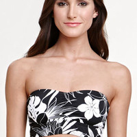 Hurley Bustier Crop Top at PacSun.com
