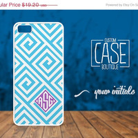 20% Sale Personalized case for iPhone 5 and iPhone 4 / 4s - Plastic iPhone case - Rubber iPhone case - Name iPhone case - CB017